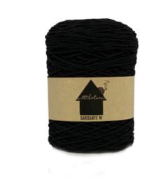 Nacht zwart   ca. 300 gram