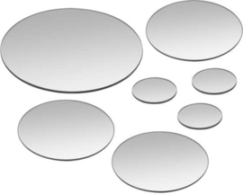 Ronde spiegel 15 cm