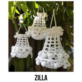 Kroonluchter Zilla (pakket voor 3 kroonluchters)