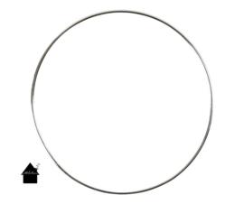 Metalen ring 4.8 cm / 50 cm