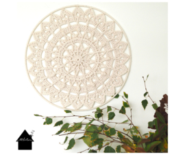 So Natural Mandala 40 cm effen