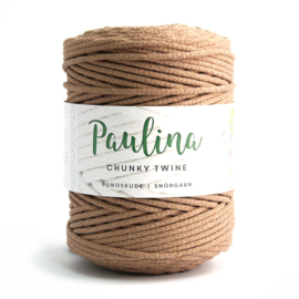 Paulina Chunky Twine light brown