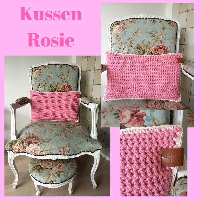 Kussen Rosie