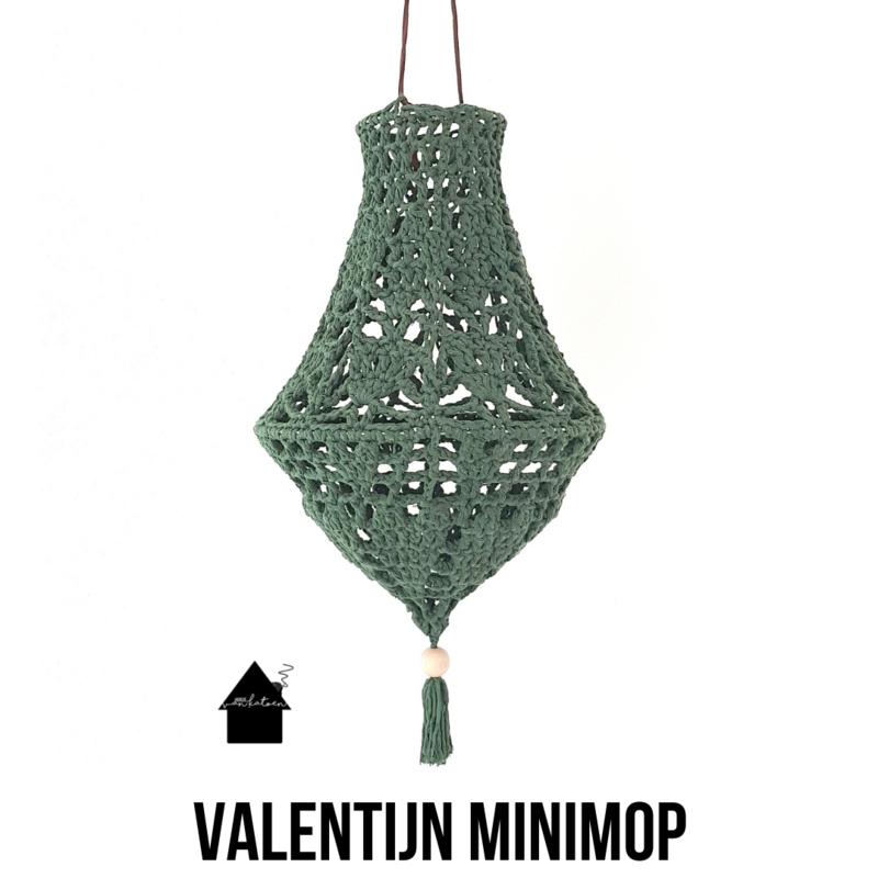 Kroonluchter Valentijn Minimop (Pakket voor 2 kroonluchters)