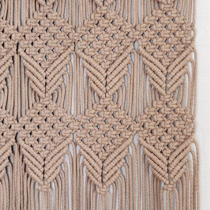 Gratis patroon Wandkleed groot Paulina Chunky Twine (Engelstalig)