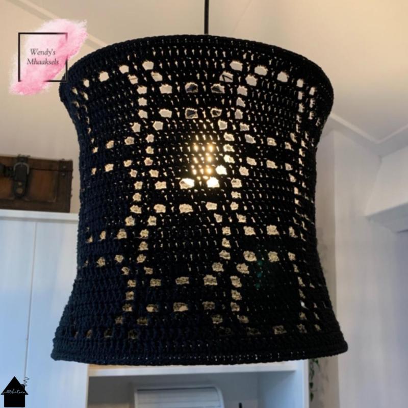 Wendy's hanglamp Dots