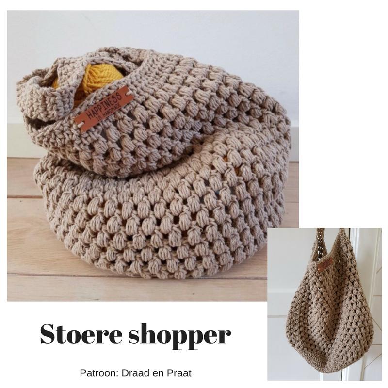 Stoere shopper