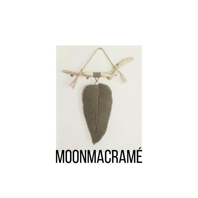 Moon Macramé   Oost Knollendam / Noord Holland