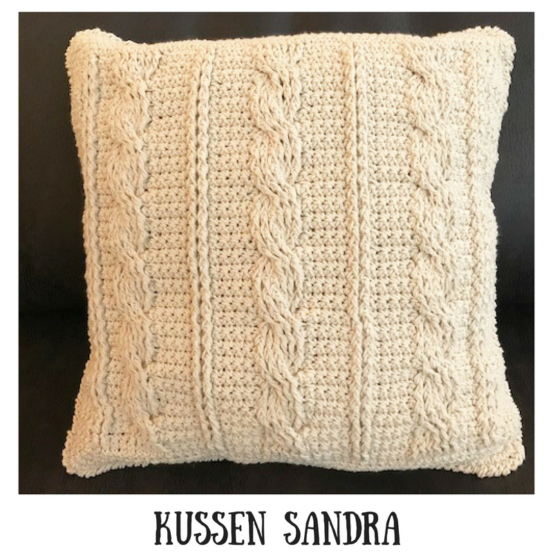 Kussen Sandra