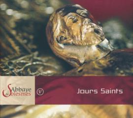 V  Jours Saints | Heilige Dagen