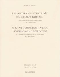 Les antiennes d'introït du chant romain | Il canto romano-antico antophonae ad introitum