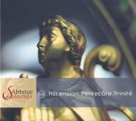 VIII Ascension • Pentecôte • Trinité | Hemelvaart • Pinksteren • Heilige Drie-eenheid