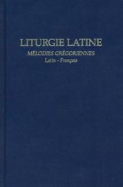Liber Cantualis   Liturgie Latine • Mélodies grégoriennes • Latin-Français