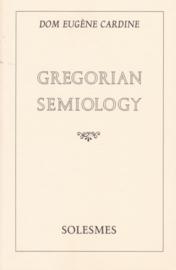 Gregorian Semiology