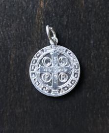 Medaille St. Benedictus  | Alluminium  18 mm