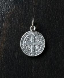 Medaille St. Benedictus  | Metaal  15 mm