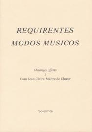 Requirentes Modos Musicos