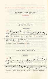 Antiphonale Romanum I