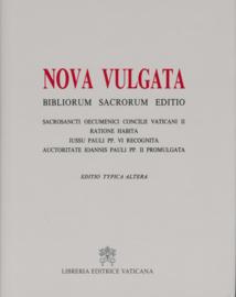 Nova Vulgata: Bibliorum Sacrorum editio