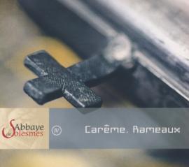 IV  Carême • Rameaux | Vastentijd • Palmzondag
