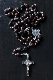 Benedictus rozenkrans | bruin