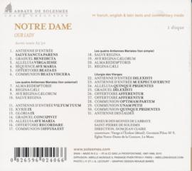 Notre Dame - Onze Lieve Vrouwe