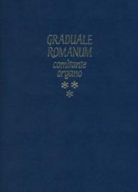 Graduale Romanum • comitante organo • Tome III
