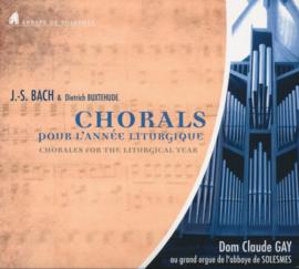 Chorals pour l'année liturgique