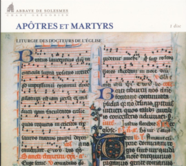 Apôtres et Martyrs - Apostelen en Martelaren