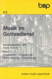 Musik im Gottesdienst | Band 2