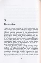 An Overview of Gregorian Chant | Vol. XVI of Études Grégoriennes