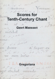 Scores for Tenth-Century Chant