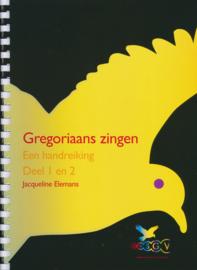 Gregoriaans zingen | Een handreiking Deel 1 en 2