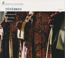 Ténèbres - Duisternis