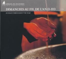 Dimanches au fil de l'an (I-III) - Zondagen door het jaar (1-3)