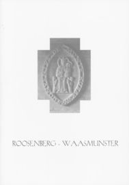 Roosenberg - Waasmunster | 9 brieven van de architect
