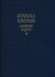 Graduale Romanum • comitante organo • Tome I