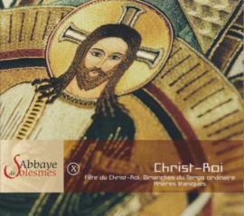 X Chris-Roi | Christus Koning