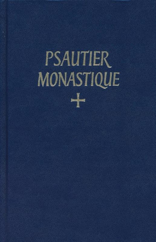 Psautier Monastique   Latijn - Frans