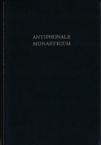 Antiphonale Monasticum III • De Sanctis