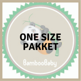 Leasepakket One Size