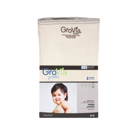 GroVia Prefolds
