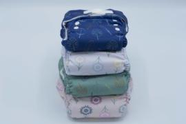 QuQu Pocketluier fleece NIEUW