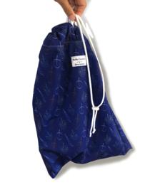 Wetbag XL met koord en hengsel - QuQu (15 luiers)