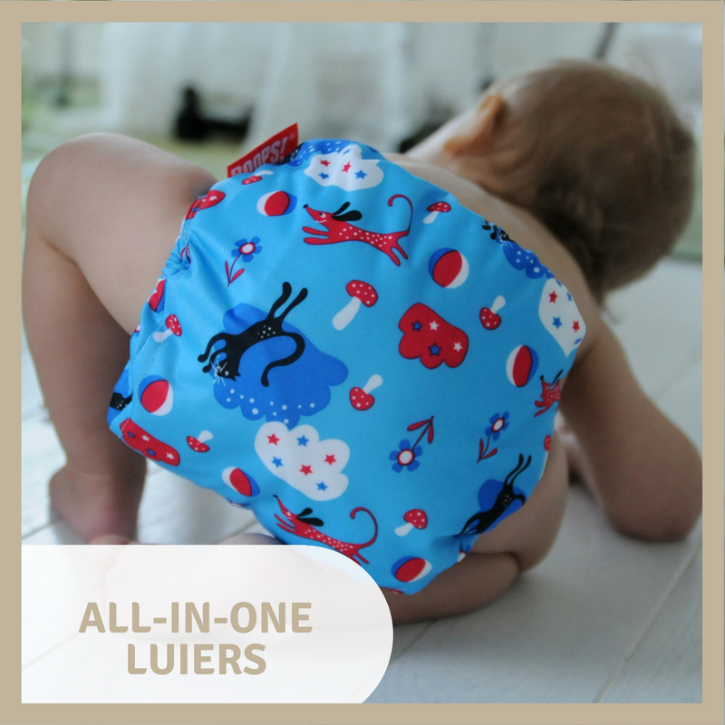 All-in-One Luier