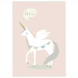postcard | Unicorn