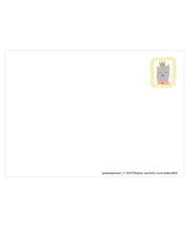 postkaart   Poezenprinses