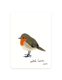 mini card | Robin