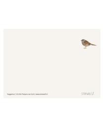 postkaart | Heggemus