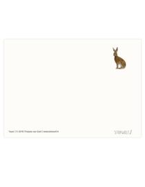 postkaart | Haas